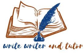 Write Writer And Tutor